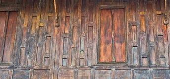 Questa immagine è circa fondo di legno, Tailandia Fotografia Stock