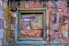 Questa immagine è circa il castello, Tailandia Fotografia Stock