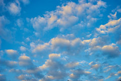 Questa immagine è circa il cielo la domenica, Bangkok Tailandia Immagine Stock Libera da Diritti