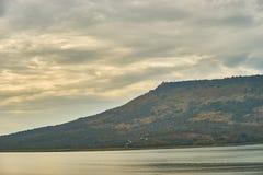Questa immagine è circa il lago, Tailandia Fotografie Stock Libere da Diritti
