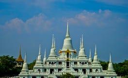 Questa immagine è circa il tempio tailandese, Tailandia Immagine Stock