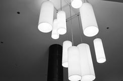 Questa immagine è circa la lampada nel mercato, Tailandia Fotografia Stock Libera da Diritti
