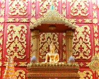 Questa immagine è circa la religione di arte, Bangkok Tailandia Fotografie Stock