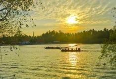 Questa immagine è circa paesaggio lowlight, Tailandia Immagine Stock