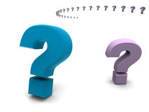 Question. Royalty Free Stock Image