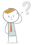 Question vector illustration