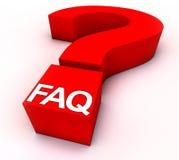 Question Image libre de droits