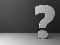 Question background Royalty Free Stock Photos