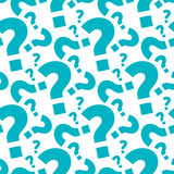 Question background Royalty Free Stock Image