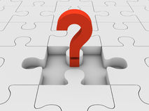 Question concept Royalty Free Stock Images