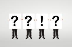 Question concept Stock Photo