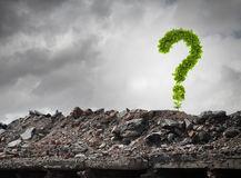 Question concept Royalty Free Stock Photo