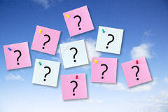 Question Concept Royalty Free Stock Image