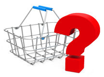 The question Royalty Free Stock Photos
