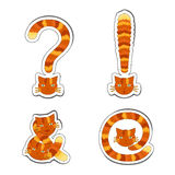 Question, exclamation, ampersand, at Stock Photos