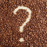 Question-mark Royalty Free Stock Photo