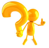Question mark Royalty Free Stock Photos