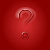 Question Mark Background Royalty Free Stock Photos