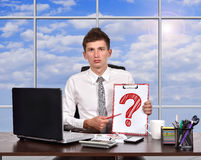 Question mark, Stock Image