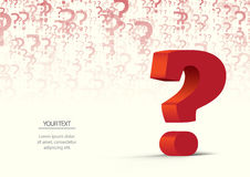 Question mark Stock Photos