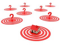 Question Mark Concept Graphic Royalty Free Stock Photo