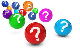 Question Mark Concept Royalty Free Stock Images