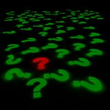 Question marks Royalty Free Stock Image