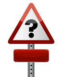 Question Sign Royalty Free Stock Image