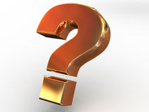 Question Sign. Stock Photography