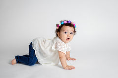 Questioning Baby Stock Photos