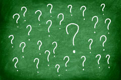 Questions illustration stock