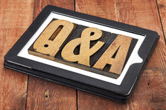 Questions and answers - Q&A Stock Images