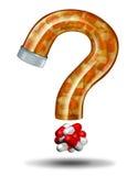 Questions de médecine Images stock