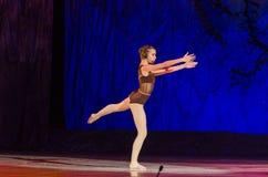 Questo racconto eterno di balletto Fotografie Stock Libere da Diritti