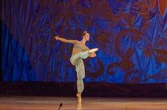 Questo racconto eterno di balletto Immagine Stock