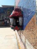 quetzalcoatl 库存图片