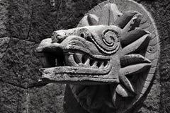 Quetzalcoatl III Zdjęcia Stock