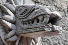 Quetzalcoatl IV Stock Image