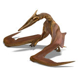 Quetzalcoatlus Royalty Free Stock Image