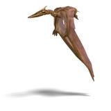 Quetzalcoatlus Stock Image