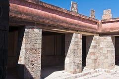 Quetzalpapálotl Palace Teotihuacan Mexico Stock Image