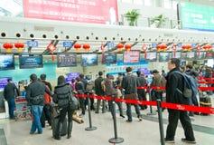 queue for ticket royalty free stock photos