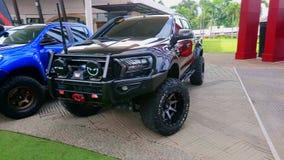 Ford ranger pick up at Sportline Magazine Auto Show