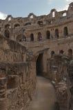 Qui ci erano gladiatori Fotografie Stock Libere da Diritti