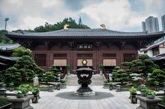 Qui Lin Nunnery Foto de Stock Royalty Free
