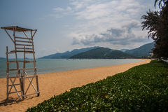 Qui Nhon beach Royalty Free Stock Photo