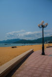 Qui Nhon beach Stock Photography