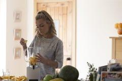 Qui a su les régimes pourraient être si délicieux ! image stock