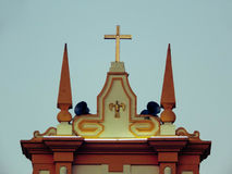 Quia Divino Espirito Santo de ³ de Parà Image libre de droits