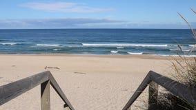 Quiaios beach view from the boardwalk